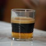 Ein Glas Café Carajillo